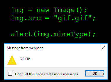 Hitting the code using an Image