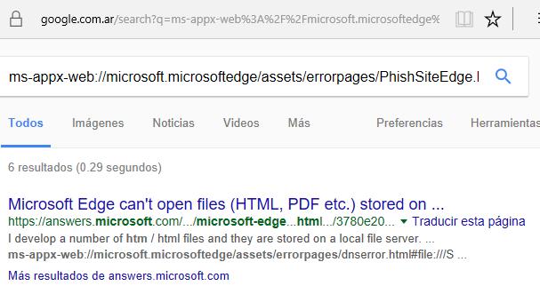 URL not loading